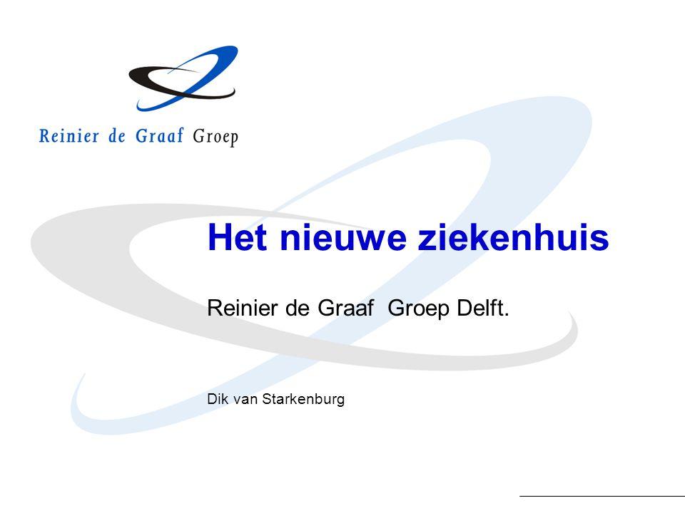 Reinier de Graaf Groep Delft. Dik van Starkenburg