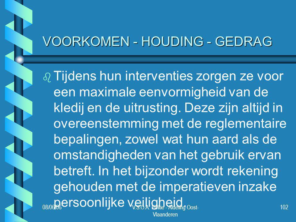 VOORKOMEN - HOUDING - GEDRAG