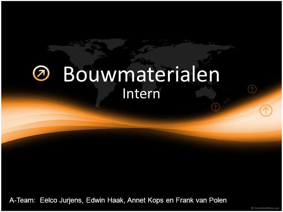 Bouwmaterialen Intern