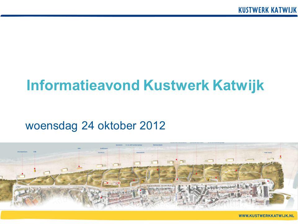 Informatieavond Kustwerk Katwijk