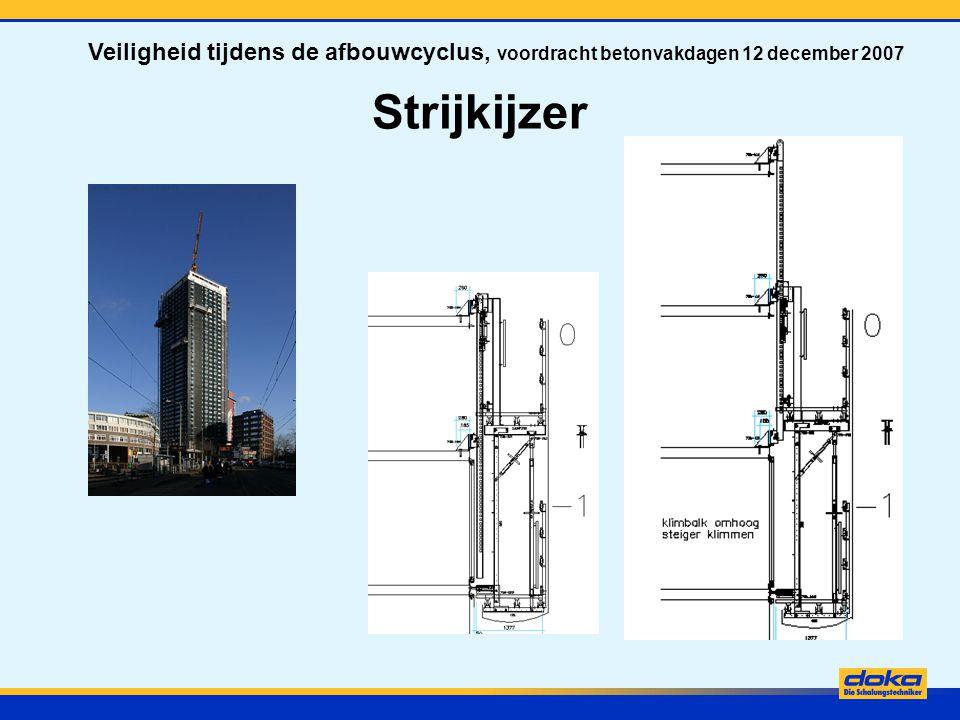 Veiligheid tijdens de afbouwcyclus, voordracht betonvakdagen 12 december 2007