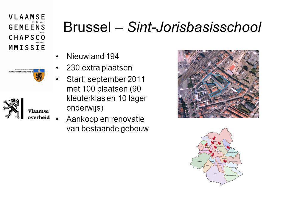 Brussel – Sint-Jorisbasisschool