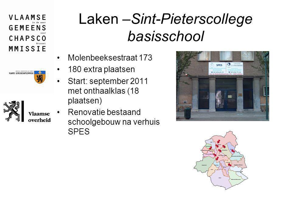 Laken –Sint-Pieterscollege basisschool