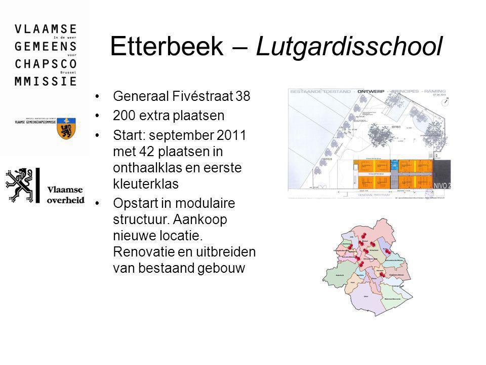 Etterbeek – Lutgardisschool
