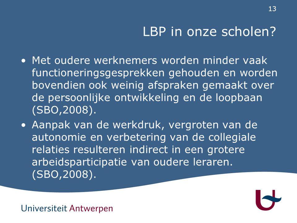 LBP in onze scholen