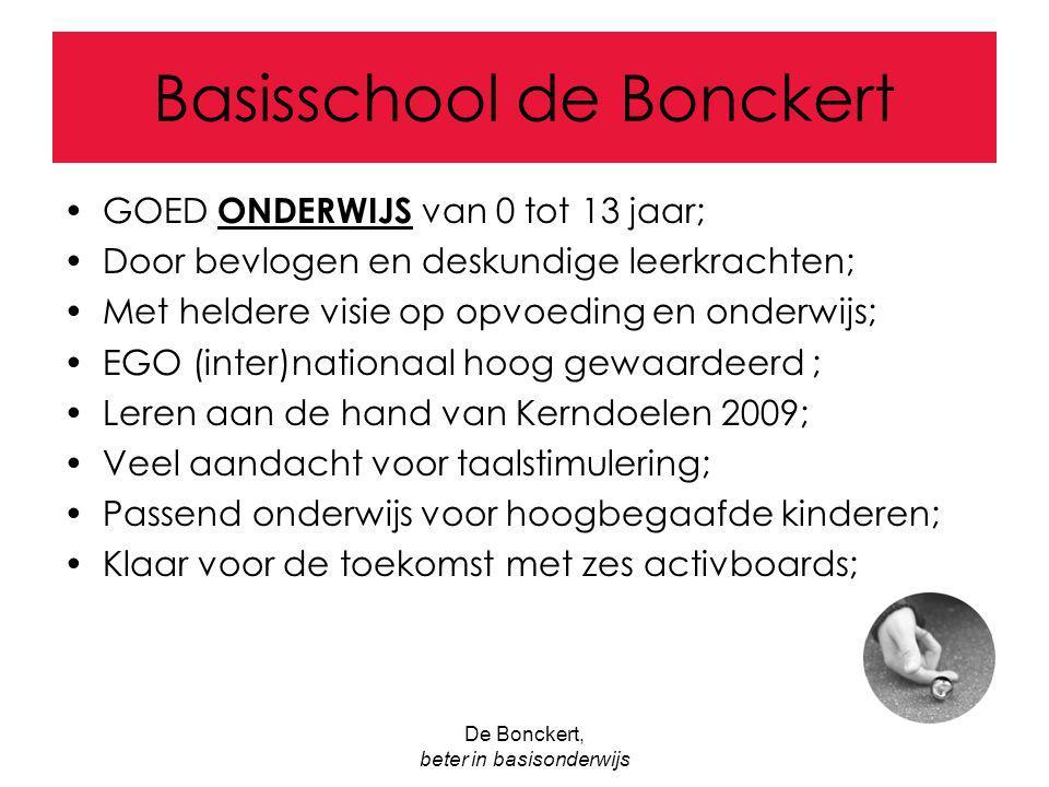Basisschool de Bonckert