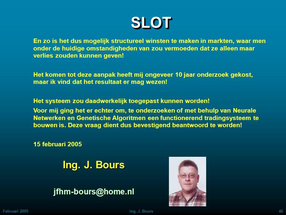 SLOT Ing. J. Bours jfhm-bours@home.nl