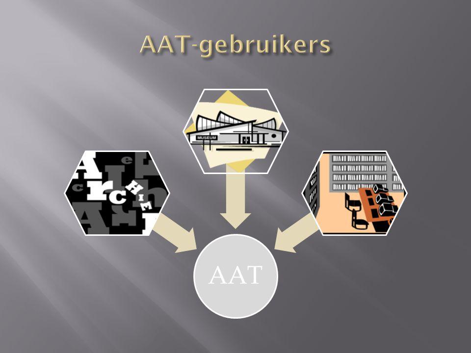 AAT-gebruikers AAT