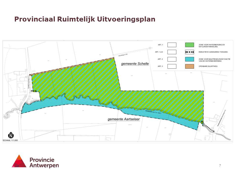 Provinciaal Ruimtelijk Uitvoeringsplan