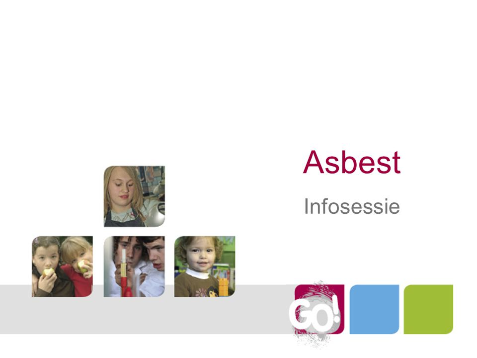 Asbest Infosessie
