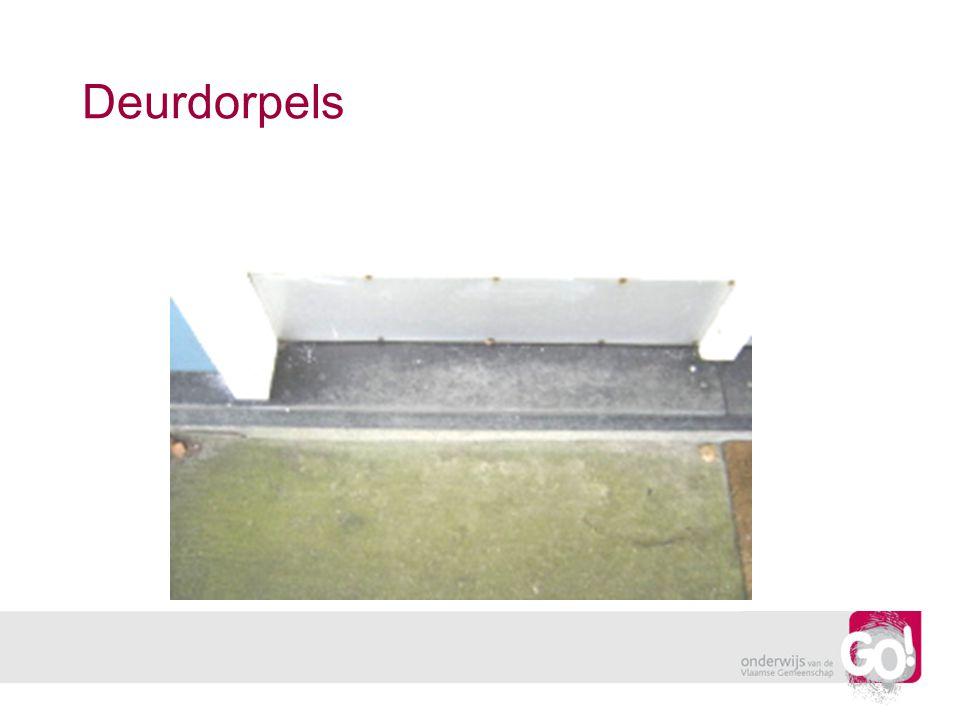 Deurdorpels