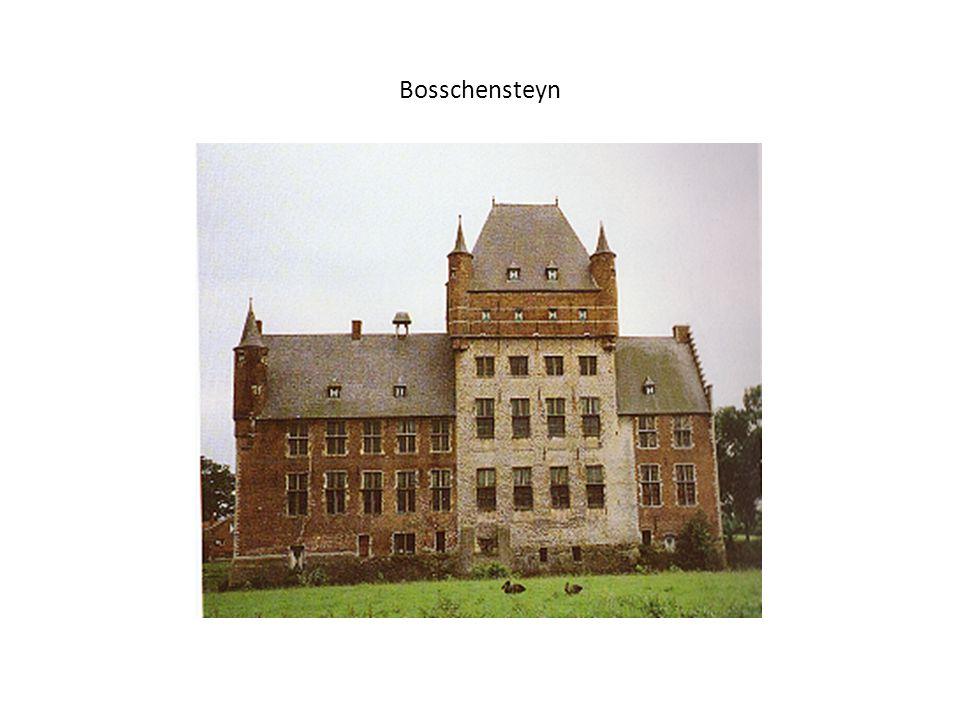 Bosschensteyn
