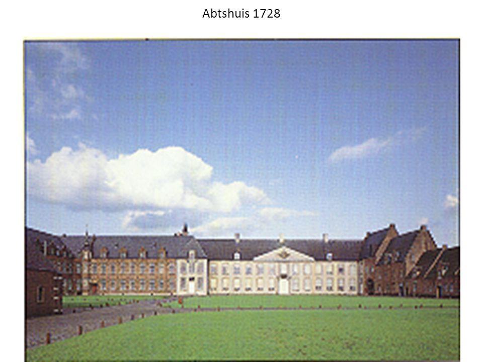 Abtshuis 1728