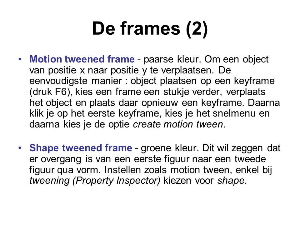 De frames (2)