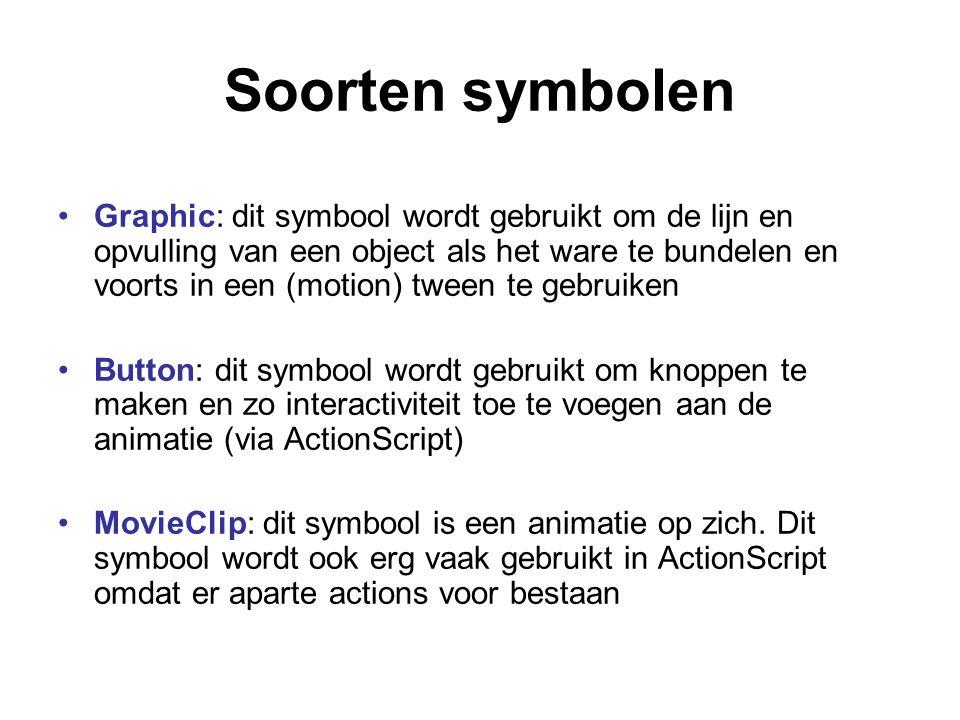 Soorten symbolen