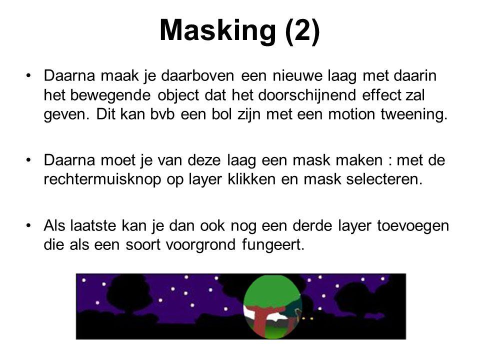 Masking (2)