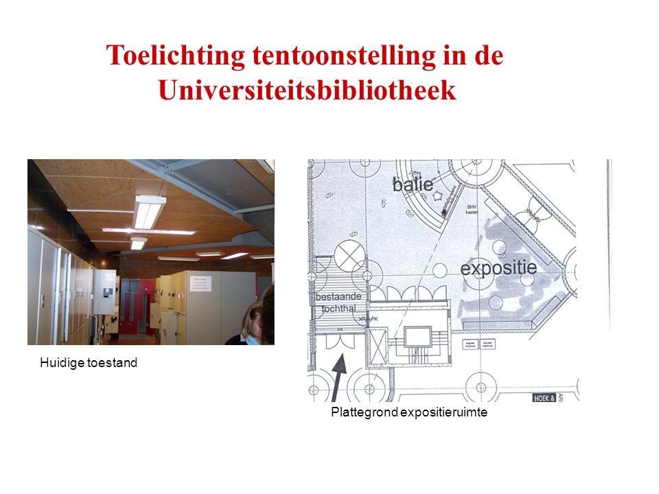 Toelichting tentoonstelling in de Universiteitsbibliotheek