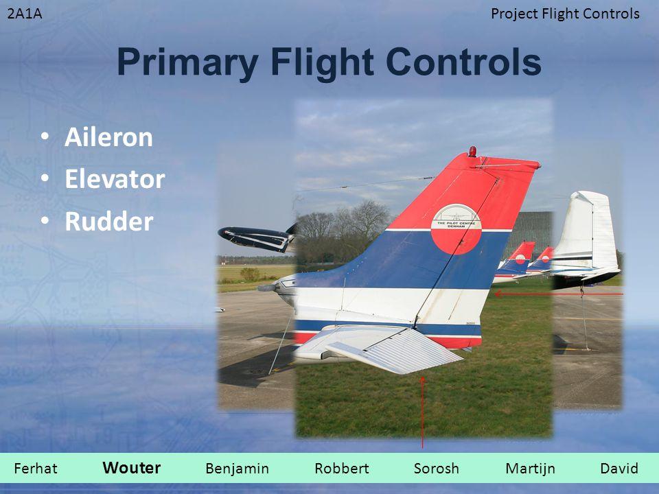 Primary Flight Controls