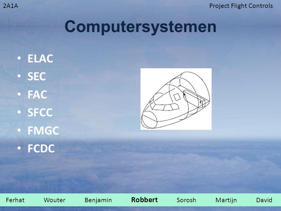 Computersystemen ELAC SEC FAC SFCC FMGC FCDC