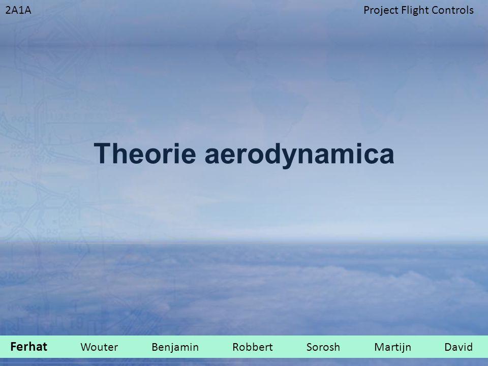 Theorie aerodynamica Ferhat Wouter Benjamin Robbert Sorosh Martijn David .
