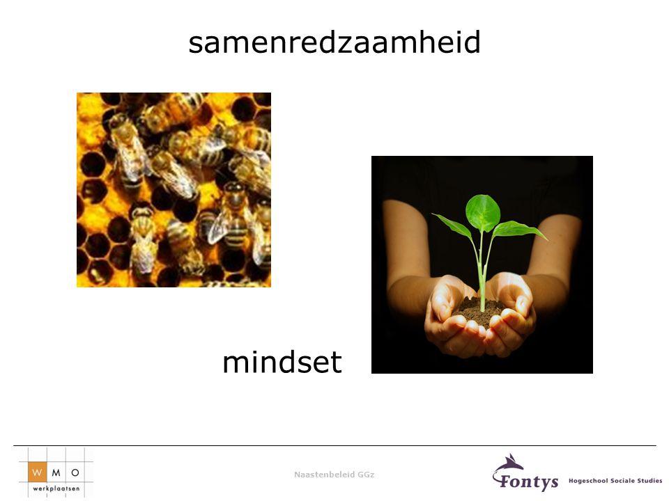 samenredzaamheid mindset