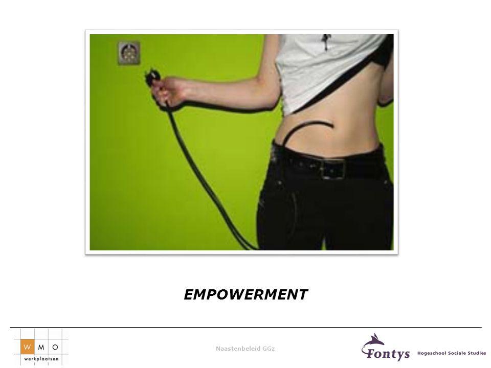 Empowerment, het paradigma dat een pro-actieve benadering in zich heeft, betekent aandacht, betrokkenheid en ondersteuning voor het hele clientsysteem, inclusief de naasten