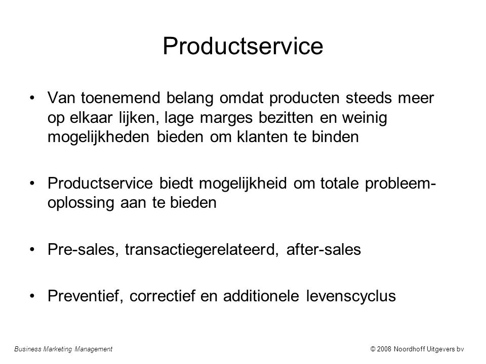 Productservice