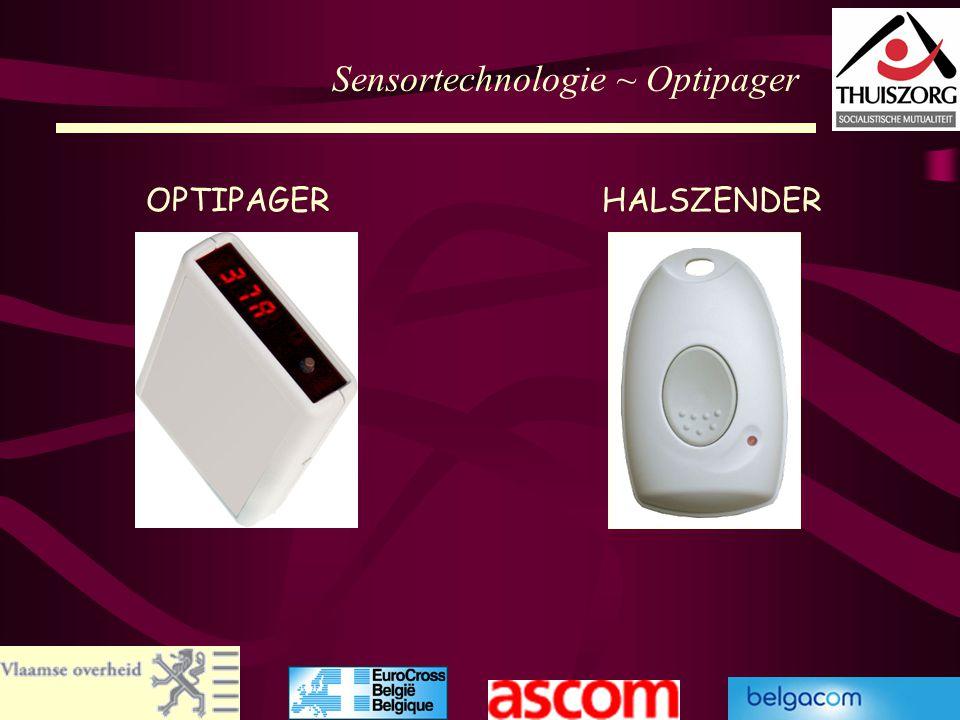 Sensortechnologie ~ Optipager