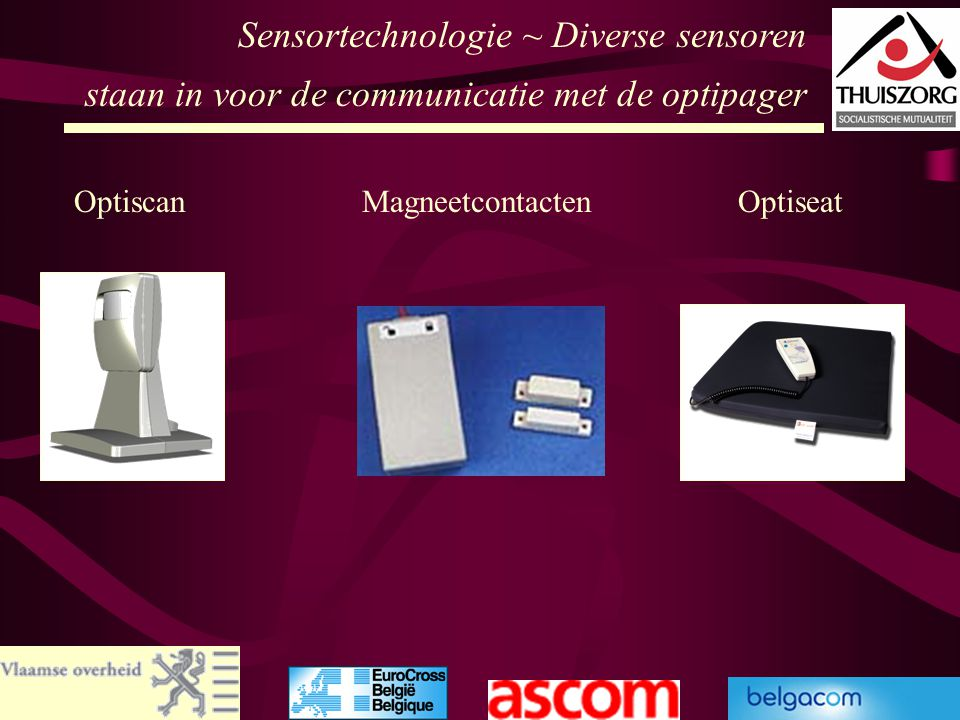 Sensortechnologie ~ Diverse sensoren