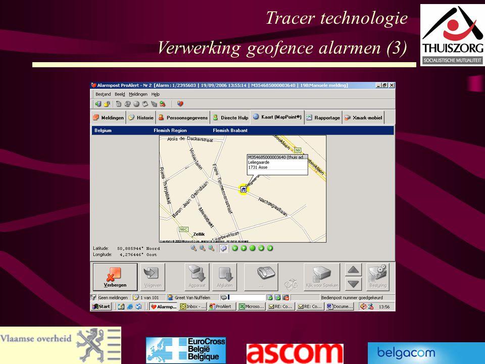 Tracer technologie Verwerking geofence alarmen (3)