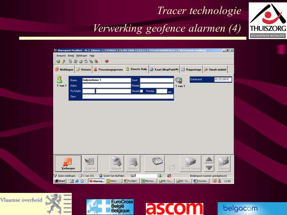 Tracer technologie Verwerking geofence alarmen (4)