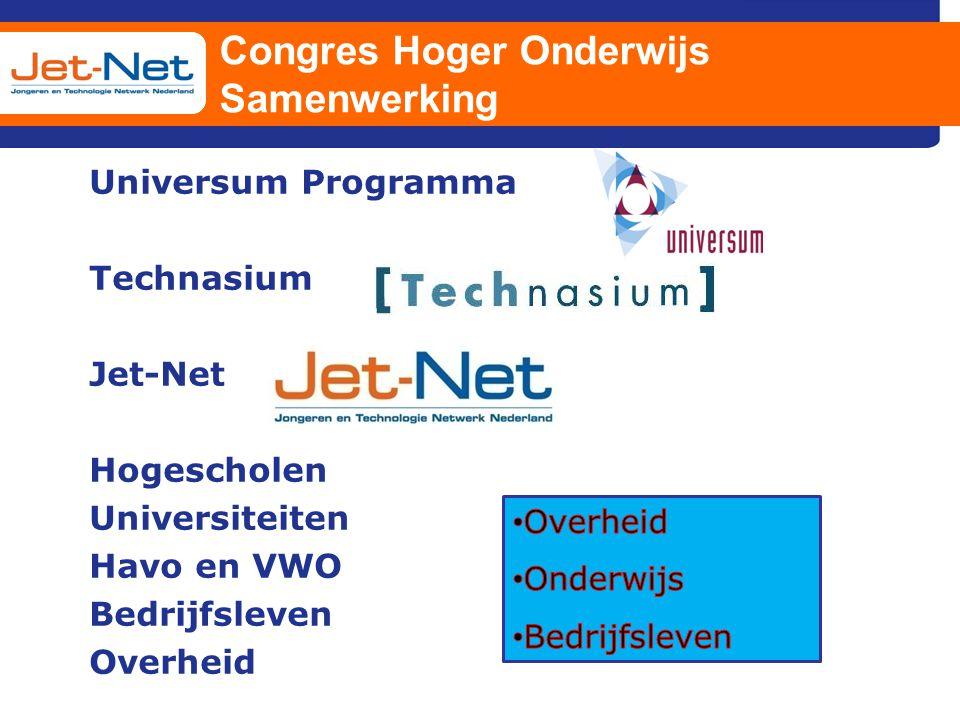 Congres Hoger Onderwijs Samenwerking