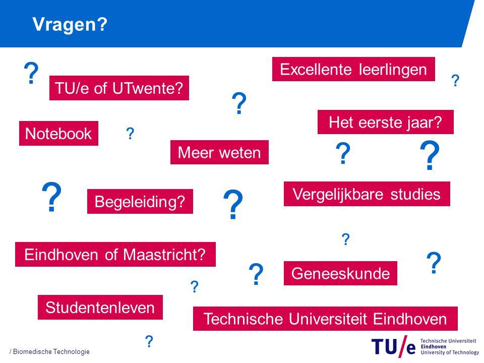 TU/e of UTwente Andere onderwijsvormen