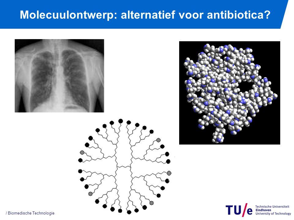 Vakgebieden Biomedische Technologie