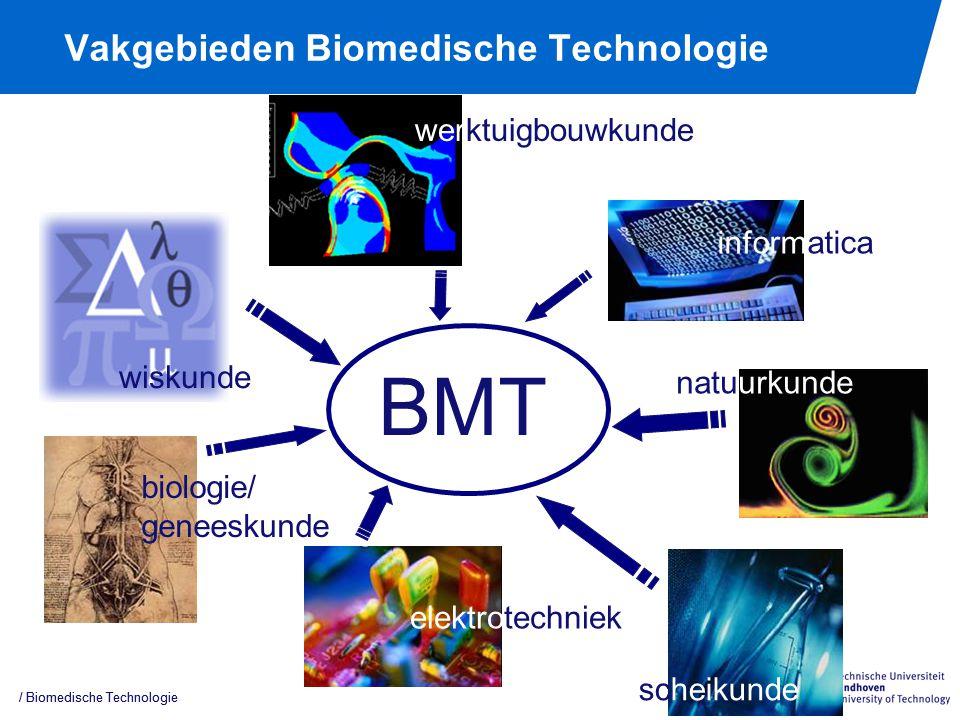 Biomedische Technologie ≠ Geneeskunde