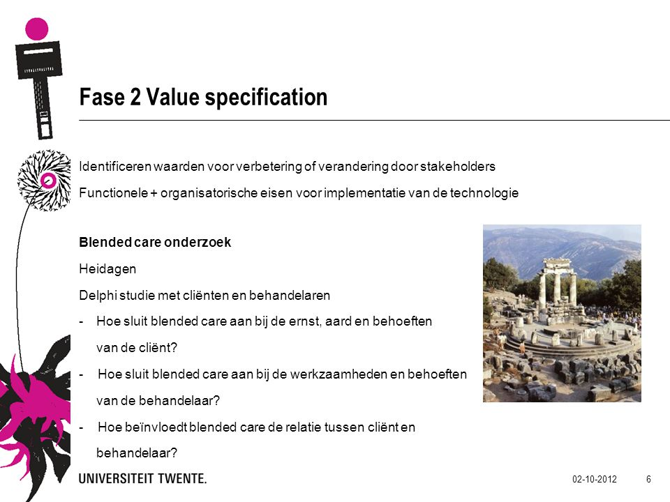 Fase 2 Value specification