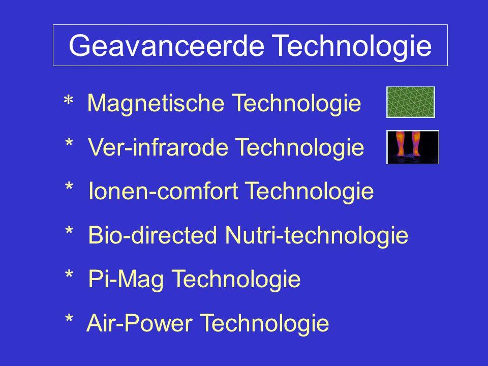 Geavanceerde Technologie