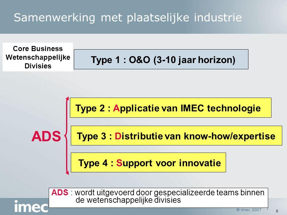 Samenwerking met plaatselijke industrie