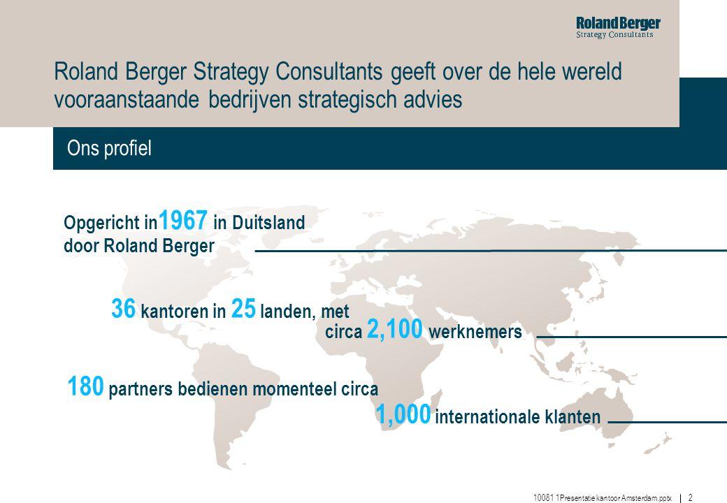 180 partners bedienen momenteel circa 1,000 internationale klanten