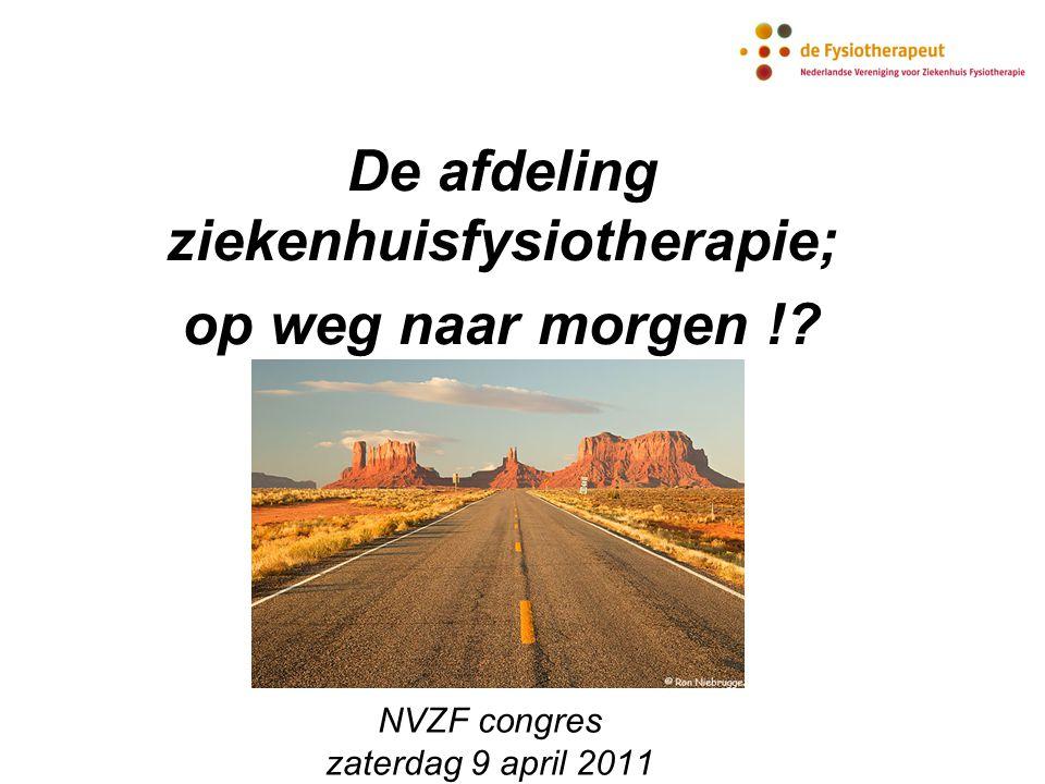 NVZF congres zaterdag 9 april 2011