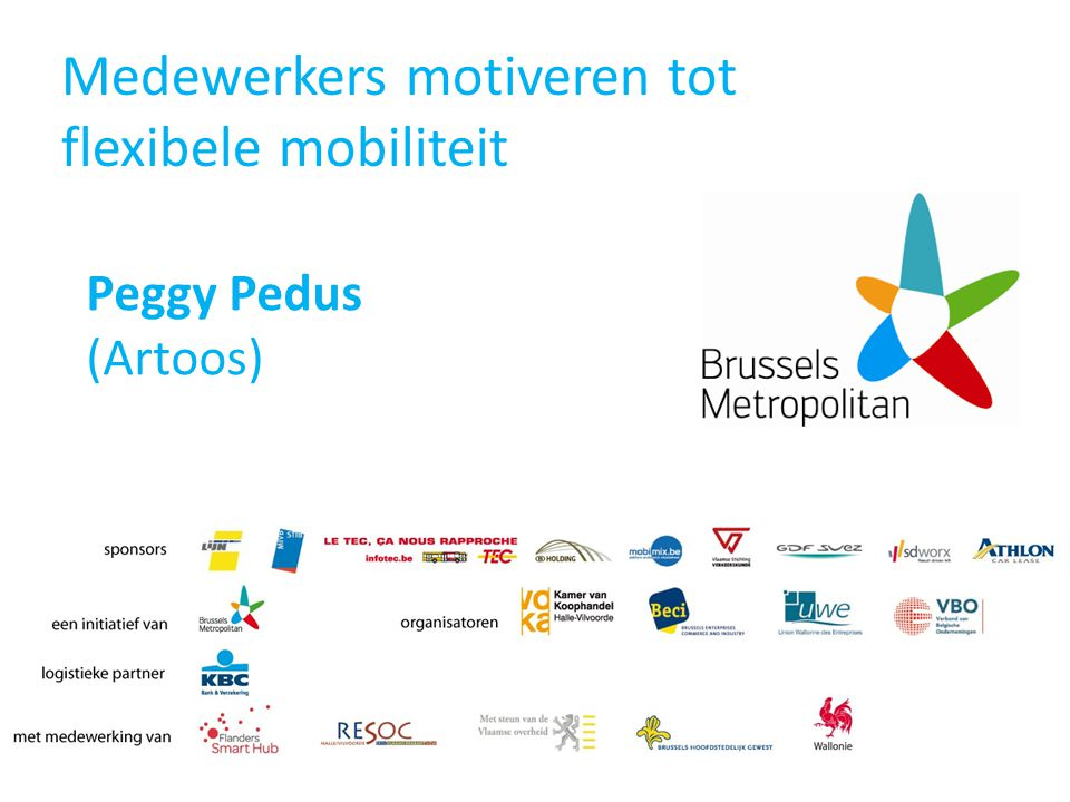 Medewerkers motiveren tot flexibele mobiliteit