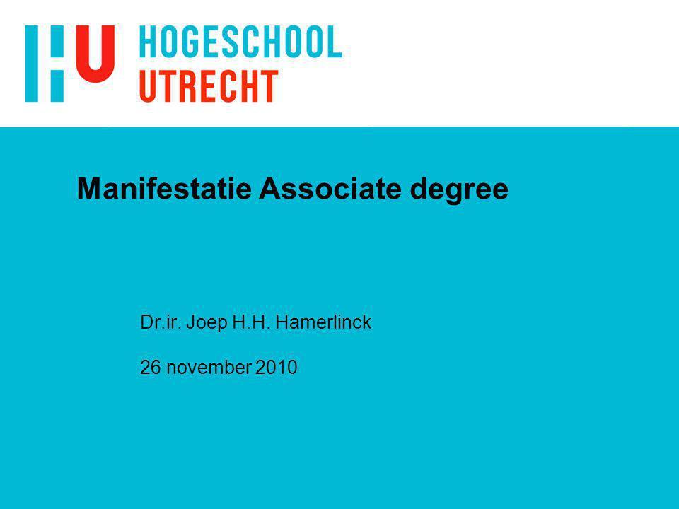 Manifestatie Associate degree
