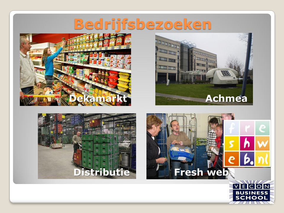 Bedrijfsbezoeken Dekamarkt Achmea Distributie Fresh web
