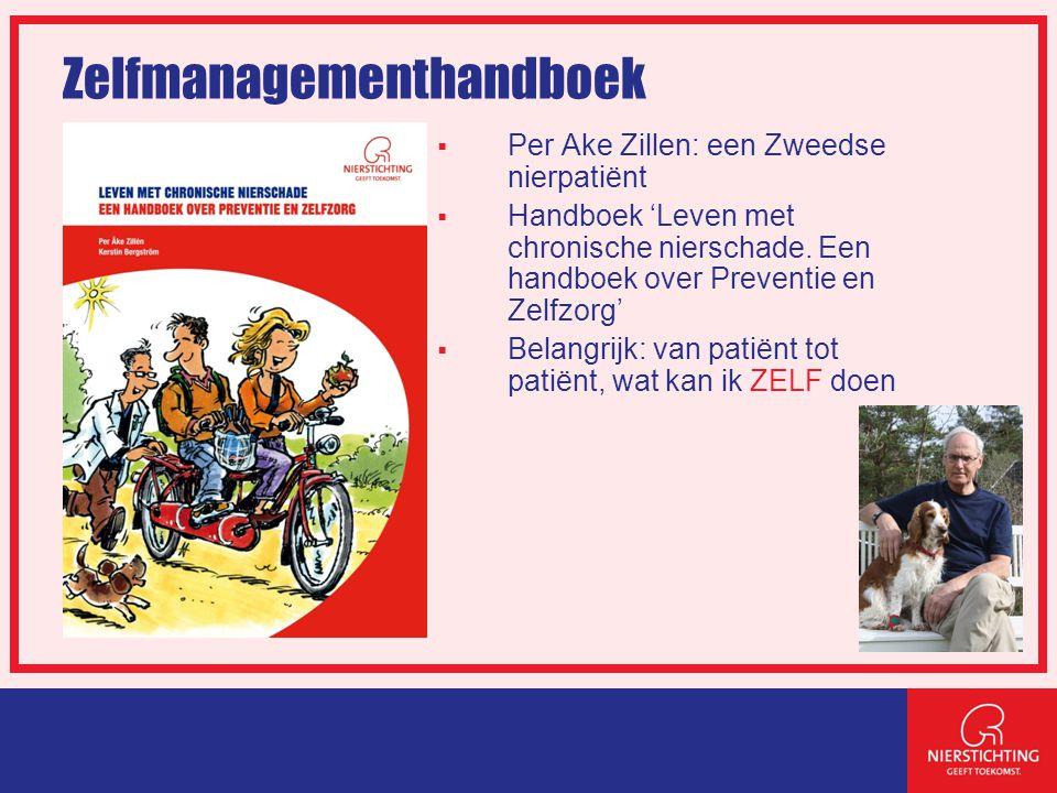 Zelfmanagementhandboek