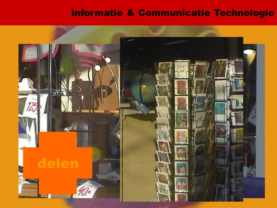 delen Informatie & Communicatie Technologie