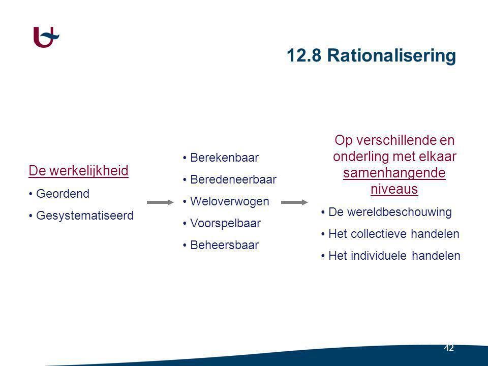 12.8.1 Voorbeelden van rationalisering