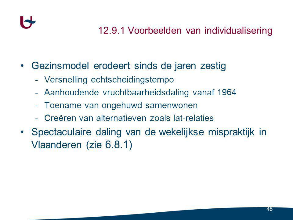 12.9.2 De paradox van individualisering