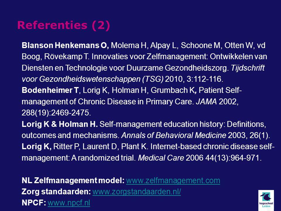 Referenties (2)