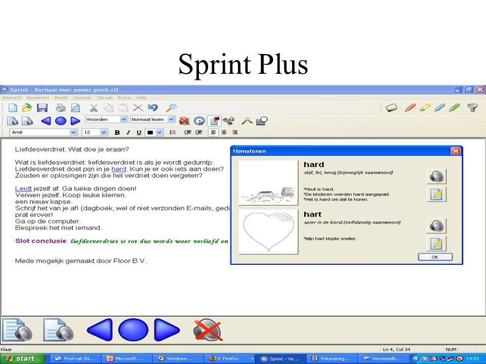 Sprint Plus