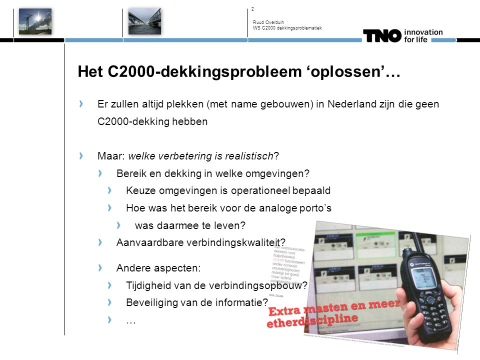 ACEP als referentie-oplossing